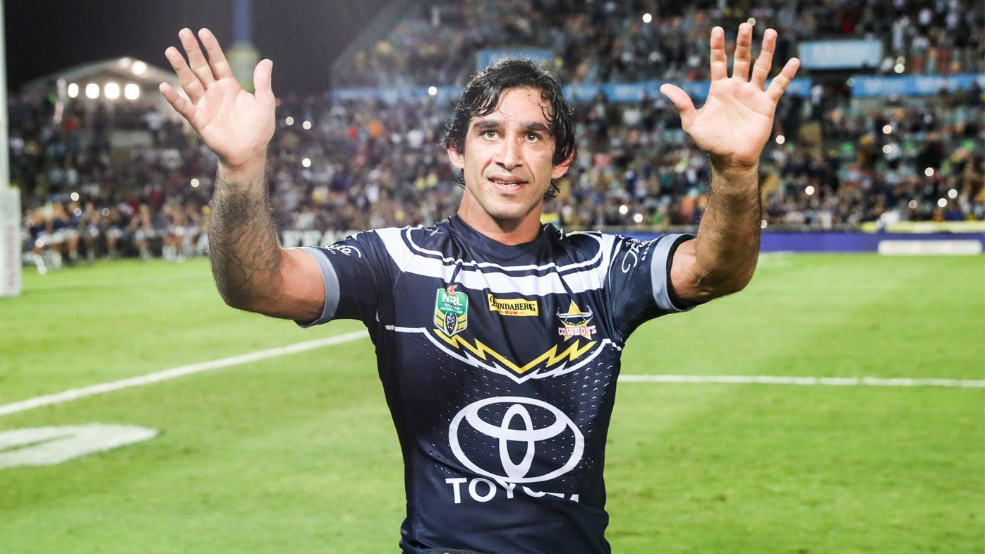 NRL: Gold Coast Titans vow to ruin Johnathan Thurston's farewell