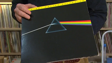 Classics like Pink Floyd's The Dark Side of The Moon are always popular.