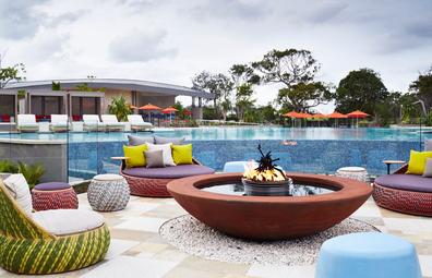 Elements of Byron pool