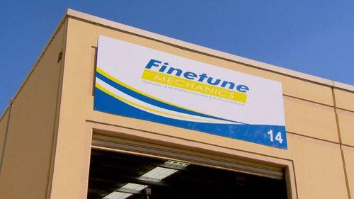 Mr Tannous runs Finetune Mechanics in Arndell Park.