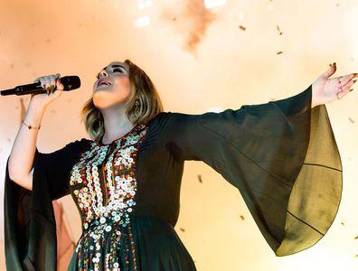Adele: June 2020