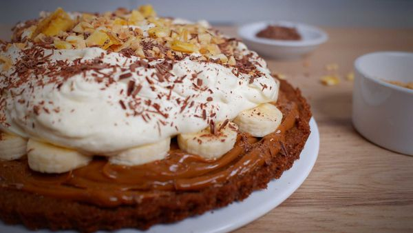 9Honey Every Day Kitchen: Banoffee pie with two awesome cheats is the epic dessert of your dreams