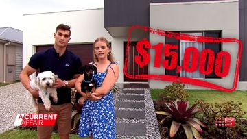 Young couple lose homeowners grant in mix-up
