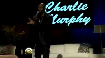 Charlie Murphy's dream helped him vote for Barack Obama