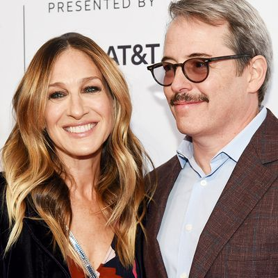 Sarah Jessica Parker and Matthew Broderick: Together since 1992