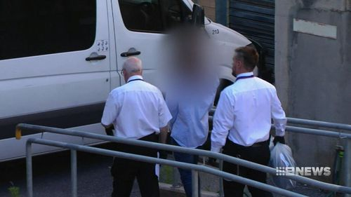 Reece Watherston has been granted home detention bail in court today. (9NEWS)