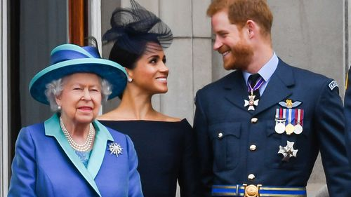 The couple's initial announcement was made without consulting the Queen.