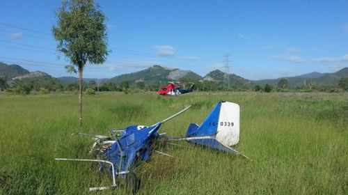 North Queensland ultralight plane victims mourned