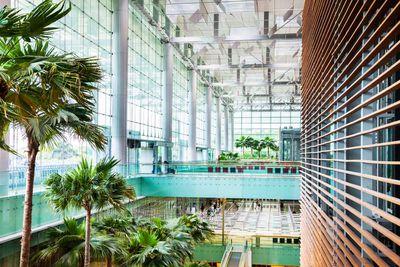 5. Singapore Changi Airport