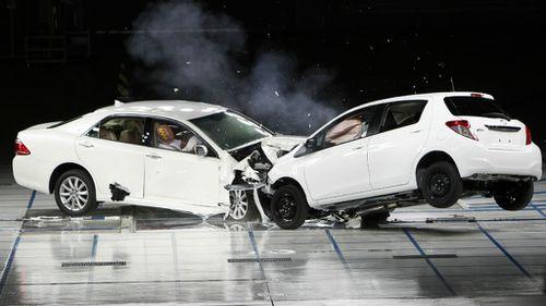 Half of 5-star cars wouldn't pass new Australian test