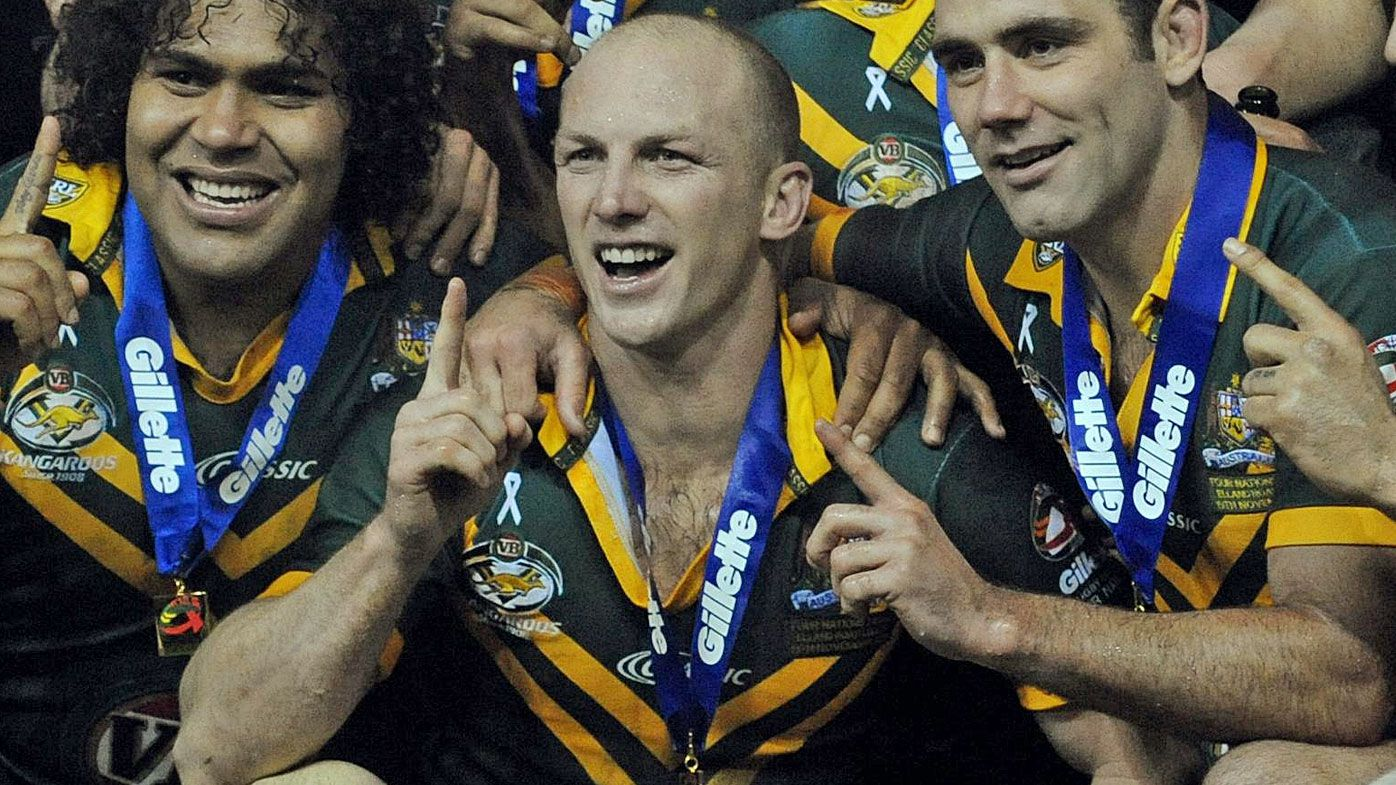 Norm Provan and Darren Lockyer in running for Immortals