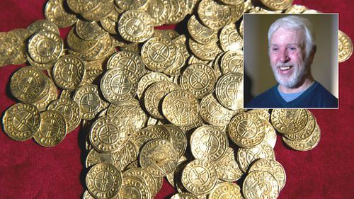 Hoard of rare Anglo-Saxon silver coins unveiled at British Museum as buried treasure discoveries spike