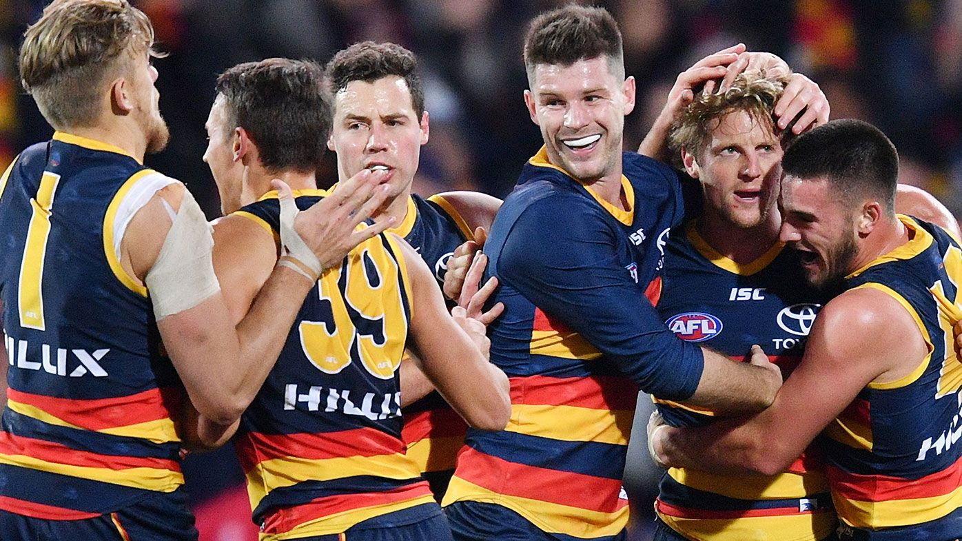 Crows down Cats in AFL, Walker on report