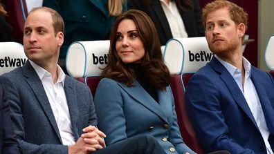 Kate Middleton Harry William