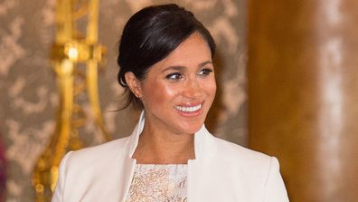 Markle is due in late-April.