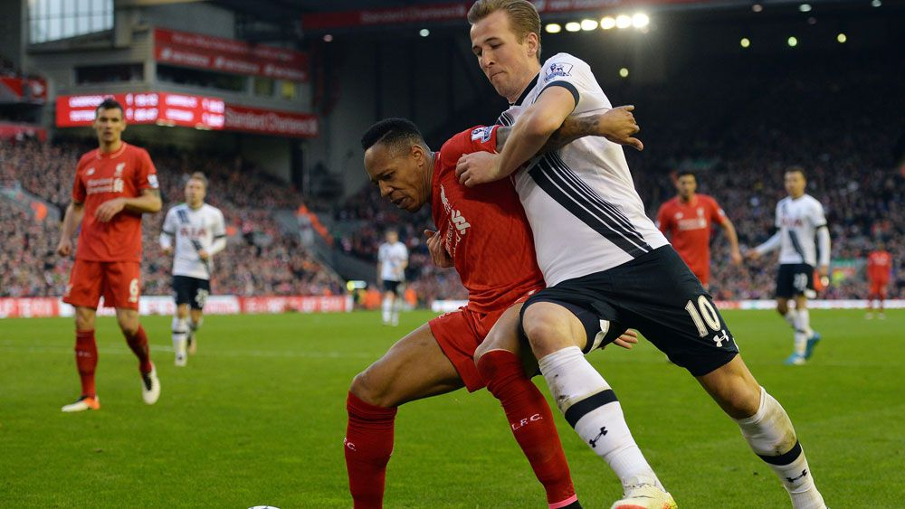 Liverpool hold Spurs 1-1 at Anfield