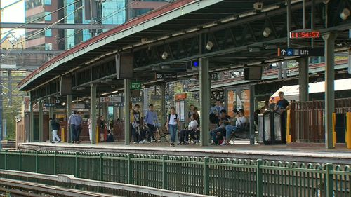 Central Station was ranked as the second worst with a metro station in Chile at the bottom. (9NEWS)