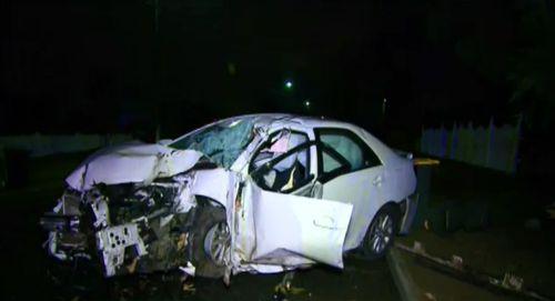 Sreet racing behind horror Melbourne crash, police say