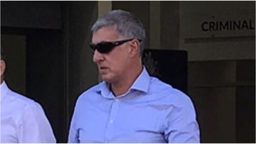 Peter Bravos is charged with four counts of sexual intercourse without consent and will be back at court next month.