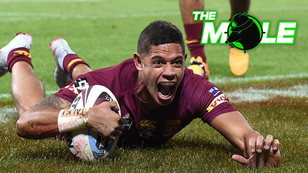 Queensland winger Dane Gagai