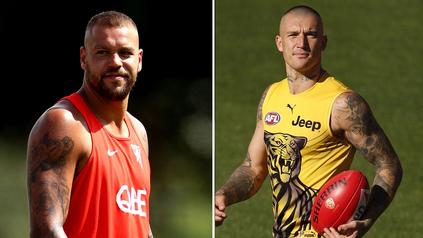 'Dusty loves Sydney': Rumours swirl of mega Dustry move involving Lance Franklin