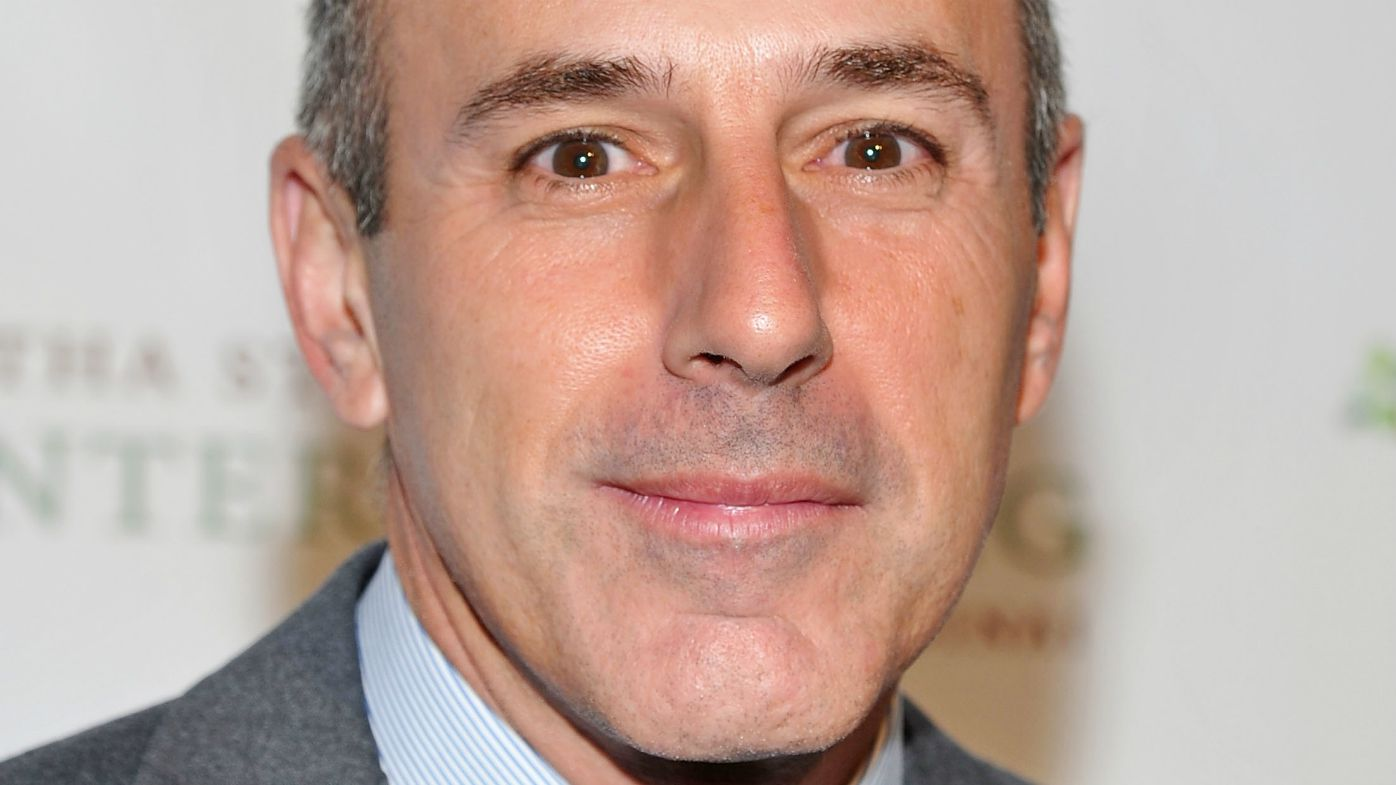 Matt Lauer's Wife Leaves Their Home Amid Sexual Misconduct Allegations
