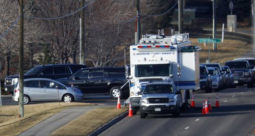 One police officer has been killed after a shooting in Colorado. (AAP)