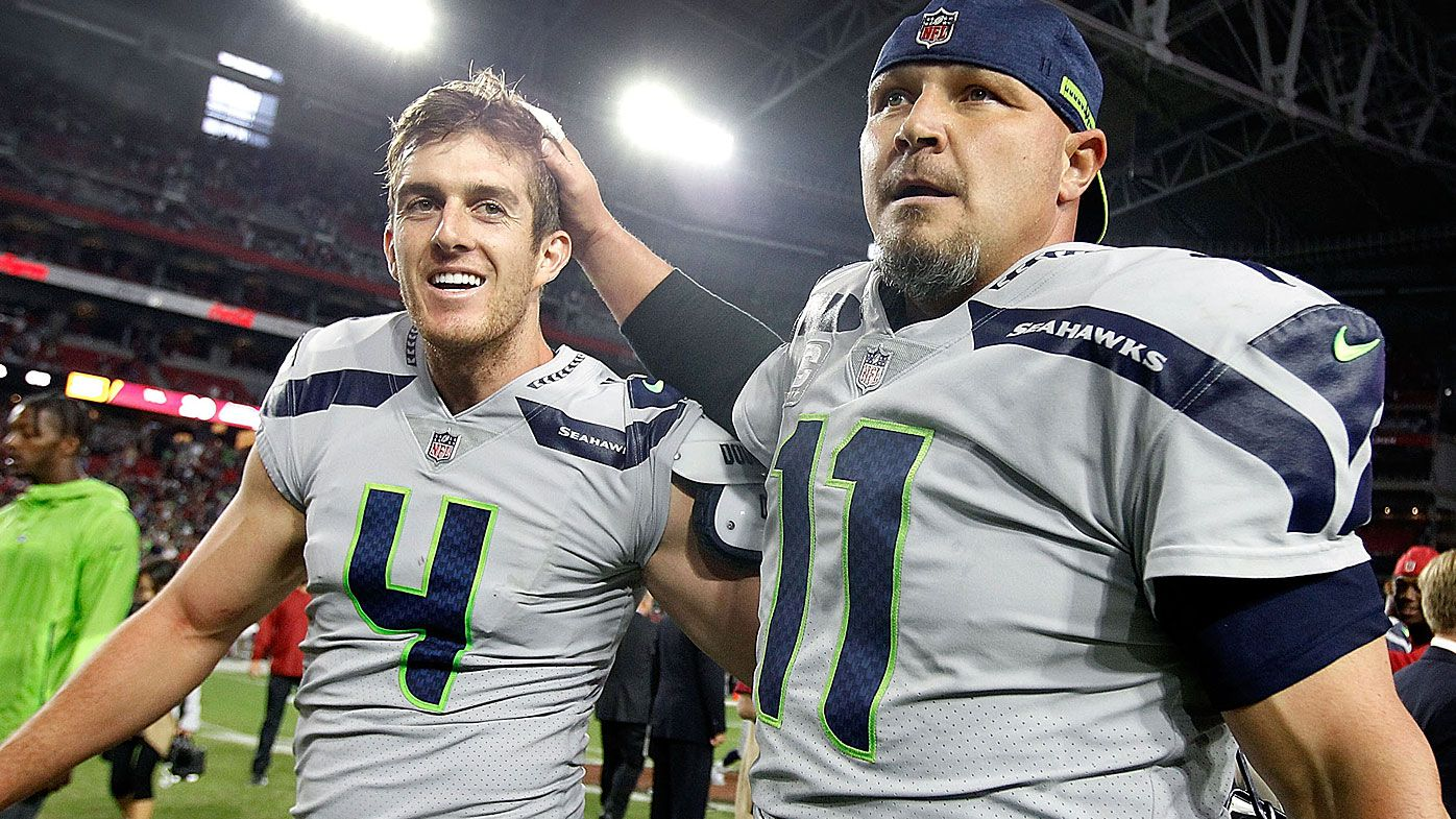 1bfcb4e0b Seattle Seahawks coach backs Aussie punter Michael Dickson to drop-kick  field goals and PATs