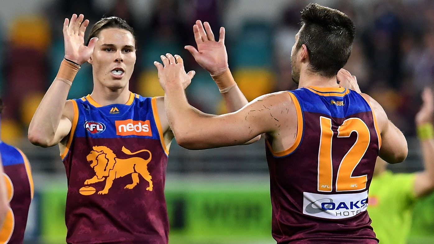 Brisbane Lions sweating over fitness of captain Dayne Zorko despite win over Western Bulldogs