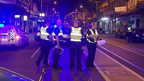 Police are appealing for witnesses to come forward. (9NEWS)