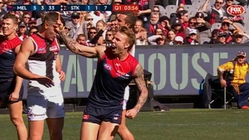 Harmes scores for Demons