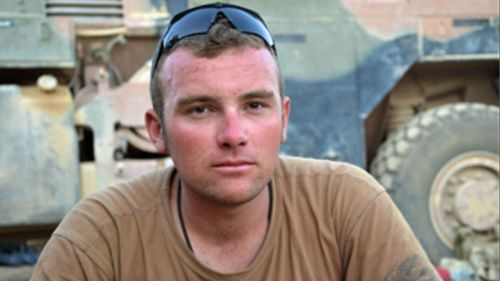 Afghanistan veteran's brutal off field battle after decade-long service