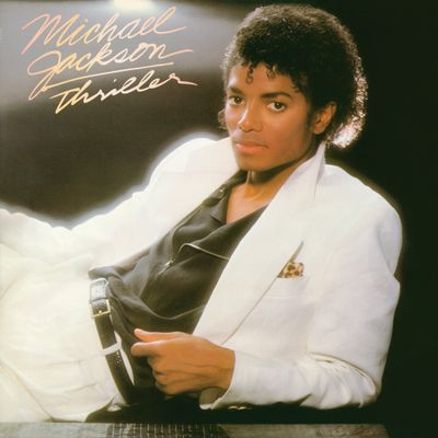 7. Thriller by Michael Jackson