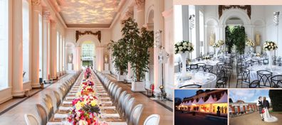 Weddings at Kensington Palace