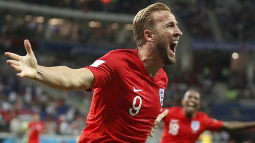 The news is particularly good for fans of England and captain Harry Kane who will now get to see the last group game against Belgium on SBS. Picture: Getty