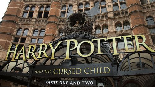 The eighth 'Harry Potter' installment, 'Harry Potter and the Cursed Child', currently showing in London, is set to tour the world. (AAP)