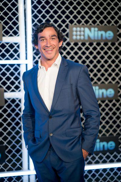 Johnathan Thurston at the 2019 Nine Upfronts, Sydney, October 17, 2018
