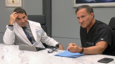Dr Paul Nassif and Dr Terry Dubrow, Botched