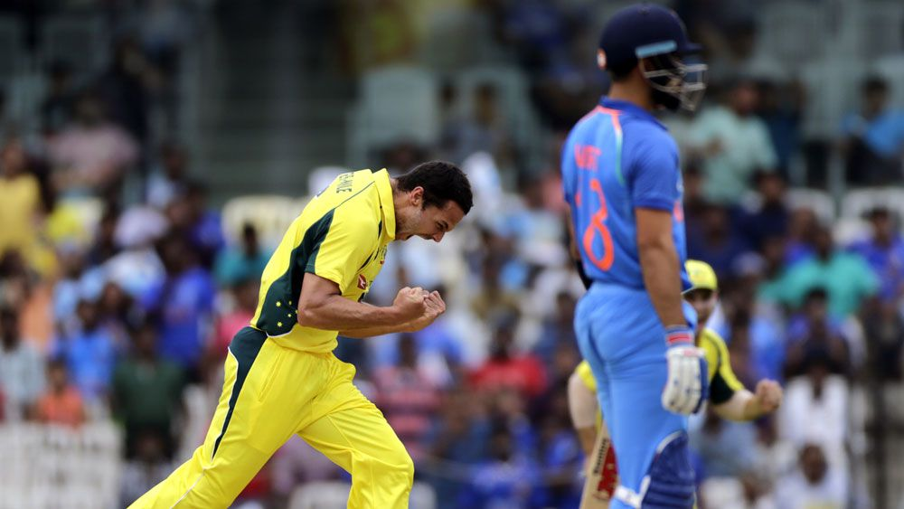 Cricket news: Australian fast bowler Nathan Coulter-Nile makes stunning ODI comeback against India