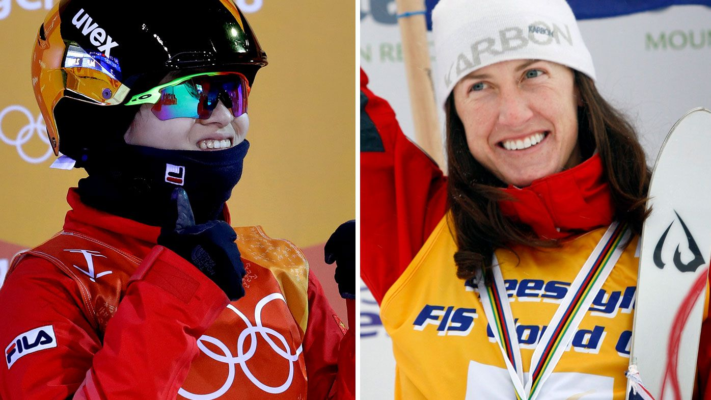 Former Olympian Jacqui Cooper makes awkward Chinese comment during PyeongChang coverage