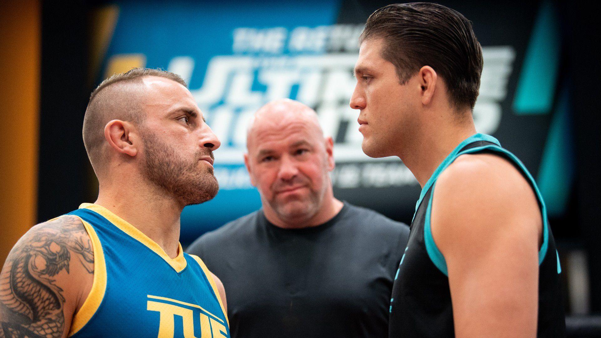 Aussie UFC star's promise to 'spoiled brat'