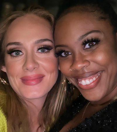 Adele: April 2021