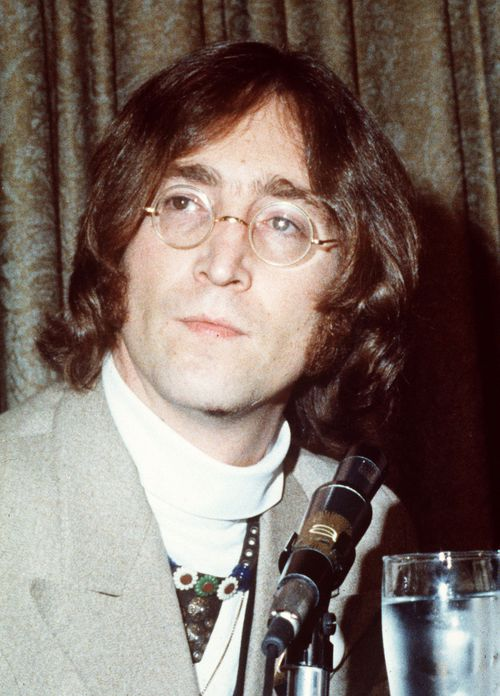 Lennon was shot and killed as he left his building in New York by Mark David Chapman. He was 40 years old
