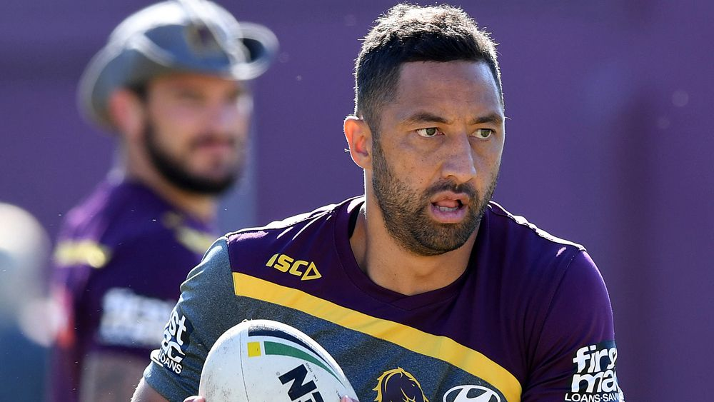 Brisbane Broncos coach Wayne Bennett encouraged Benji Marshall to return to Wests Tigers