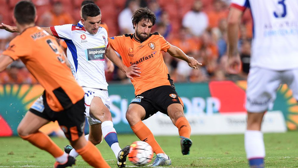 Roar salvage 2-2 draw against Jets