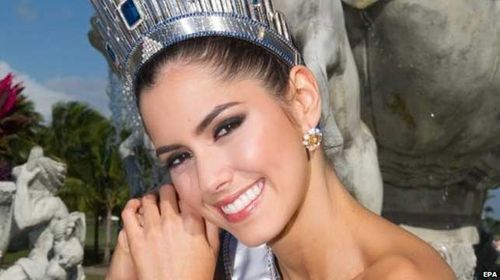 Colombia's FARC rebels invite Miss Universe to peace talks