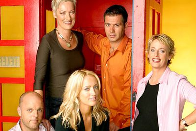 When the Seven Network tried to rip off <i>The Panel</i>, the result was <i>The Chat Room</i>. Sadly they chose Jackie as one of their panellists, and it was just weeks before she applied her touch of death.