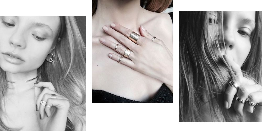 Magdalena Frackowiak's cult-worthy new jewellery line