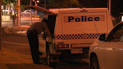 A man died after an alleged assault in Redbank. (9NEWS)