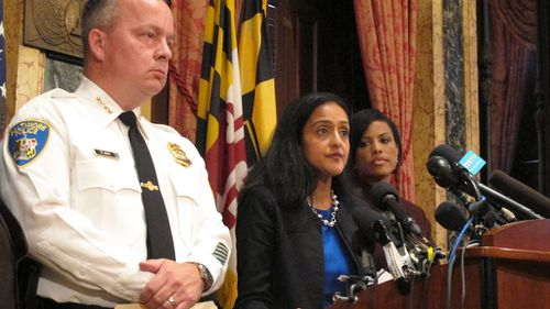 Baltimore Police Department accused of chronic racial bias in new report